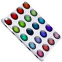 Button Icon About Colorful Shiny Apple iPad Mini Hardshell Case View5