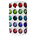Button Icon About Colorful Shiny Samsung Galaxy S3 MINI I8190 Hardshell Case View3