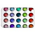 Button Icon About Colorful Shiny Samsung Galaxy Tab 3 (8 ) T3100 Hardshell Case  View1