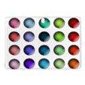 Button Icon About Colorful Shiny Samsung Galaxy Tab Pro 10.1 Hardshell Case View1