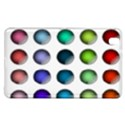 Button Icon About Colorful Shiny Samsung Galaxy Tab Pro 8.4 Hardshell Case View1