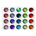Button Icon About Colorful Shiny Samsung Galaxy Tab Pro 12.2 Hardshell Case View1