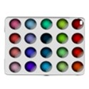 Button Icon About Colorful Shiny iPad Air 2 Hardshell Cases View1