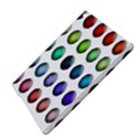 Button Icon About Colorful Shiny iPad Air 2 Hardshell Cases View4
