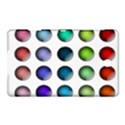 Button Icon About Colorful Shiny Samsung Galaxy Tab S (8.4 ) Hardshell Case  View1