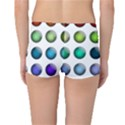 Button Icon About Colorful Shiny Reversible Boyleg Bikini Bottoms View4