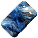 Blue Colorful Abstract Design  HTC Wildfire S A510e Hardshell Case View4