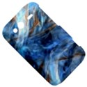 Blue Colorful Abstract Design  HTC Wildfire S A510e Hardshell Case View5