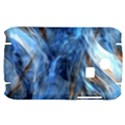 Blue Colorful Abstract Design  Samsung S3350 Hardshell Case View1