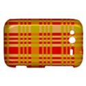 Check Pattern HTC Wildfire S A510e Hardshell Case View1