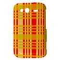 Check Pattern HTC Wildfire S A510e Hardshell Case View3
