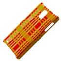 Check Pattern Samsung Infuse 4G Hardshell Case  View4