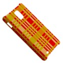 Check Pattern Samsung Infuse 4G Hardshell Case  View5