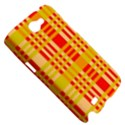 Check Pattern Samsung Galaxy Note 2 Hardshell Case View5