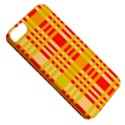 Check Pattern Apple iPhone 5 Classic Hardshell Case View5