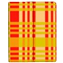 Check Pattern Apple iPad 3/4 Flip Case View1