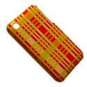Check Pattern Apple iPhone 3G/3GS Hardshell Case (PC+Silicone) View5