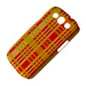 Check Pattern Samsung Galaxy S III Classic Hardshell Case (PC+Silicone) View4