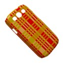 Check Pattern Samsung Galaxy S III Classic Hardshell Case (PC+Silicone) View5