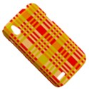 Check Pattern HTC Desire V (T328W) Hardshell Case View5