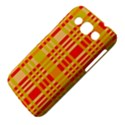 Check Pattern Samsung Galaxy Win I8550 Hardshell Case  View4