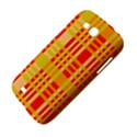 Check Pattern Samsung Galaxy Grand GT-I9128 Hardshell Case  View4