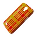 Check Pattern Samsung Galaxy Mega 6.3  I9200 Hardshell Case View4