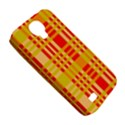Check Pattern Samsung Galaxy S4 Classic Hardshell Case (PC+Silicone) View5