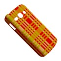 Check Pattern Samsung Galaxy Ace 3 S7272 Hardshell Case View5