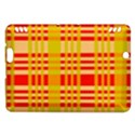 Check Pattern Kindle Fire HDX Hardshell Case View1