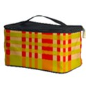Check Pattern Cosmetic Storage Case View3