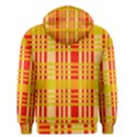 Check Pattern Men s Pullover Hoodie View2