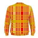 Check Pattern Men s Sweatshirt View2