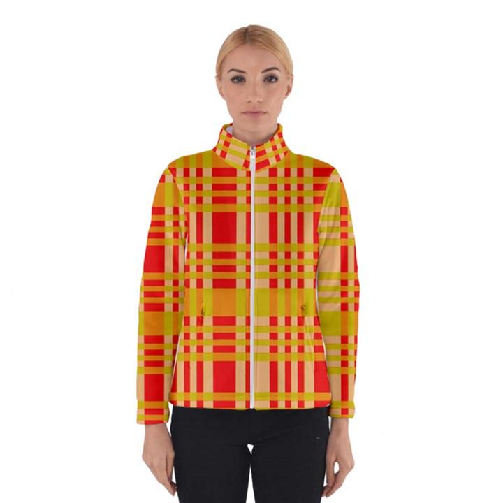 Check Pattern Winterwear