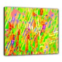 Cheerful Phantasmagoric Pattern Canvas 24  x 20  View1