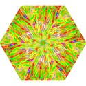 Cheerful Phantasmagoric Pattern Mini Folding Umbrellas View1
