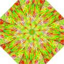 Cheerful Phantasmagoric Pattern Golf Umbrellas View1