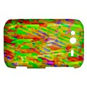 Cheerful Phantasmagoric Pattern HTC Wildfire S A510e Hardshell Case View1