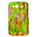 Cheerful Phantasmagoric Pattern HTC Wildfire S A510e Hardshell Case View3