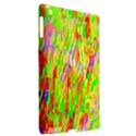 Cheerful Phantasmagoric Pattern Apple iPad 3/4 Hardshell Case (Compatible with Smart Cover) View2
