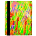 Cheerful Phantasmagoric Pattern Kindle Fire (1st Gen) Flip Case View3