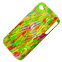 Cheerful Phantasmagoric Pattern Apple iPhone 4/4S Hardshell Case (PC+Silicone) View4
