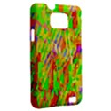 Cheerful Phantasmagoric Pattern Samsung Galaxy S II i9100 Hardshell Case (PC+Silicone) View2