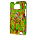 Cheerful Phantasmagoric Pattern Samsung Galaxy S II i9100 Hardshell Case (PC+Silicone) View3