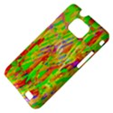 Cheerful Phantasmagoric Pattern Samsung Galaxy S II i9100 Hardshell Case (PC+Silicone) View4