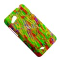 Cheerful Phantasmagoric Pattern HTC Desire VC (T328D) Hardshell Case View5