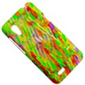 Cheerful Phantasmagoric Pattern HTC Desire VT (T328T) Hardshell Case View5