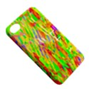 Cheerful Phantasmagoric Pattern Apple iPhone 4/4S Hardshell Case with Stand View5
