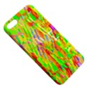 Cheerful Phantasmagoric Pattern Apple iPhone 5 Hardshell Case with Stand View5