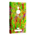Cheerful Phantasmagoric Pattern Nokia Lumia 925 View2
